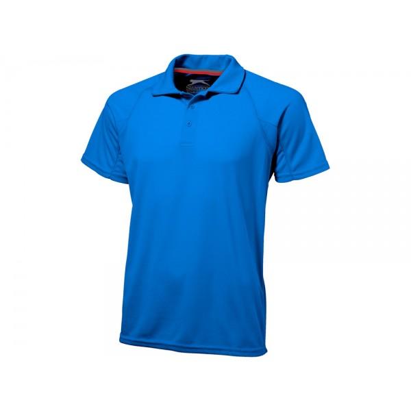 Рубашка-поло мужская с коротким рукавом