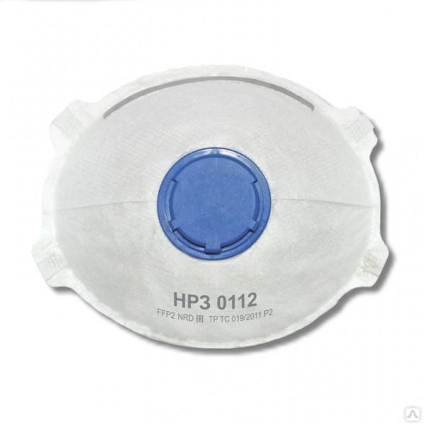 Респиратор НРЗ-0112 FFP2 с клапаном выдоха