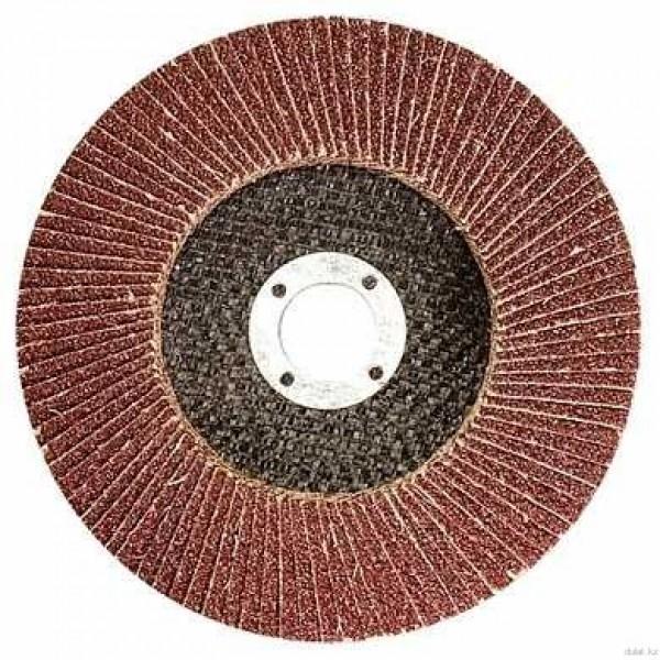 Круг лепестковый торцевой 125 -22 мм