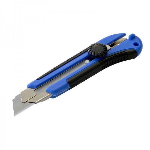 Нож с выдвижным лезвием 25 мм