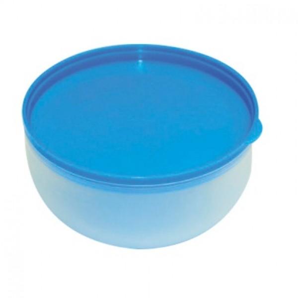 Контейнер круглый, для СВЧ, пластик, 0,5л