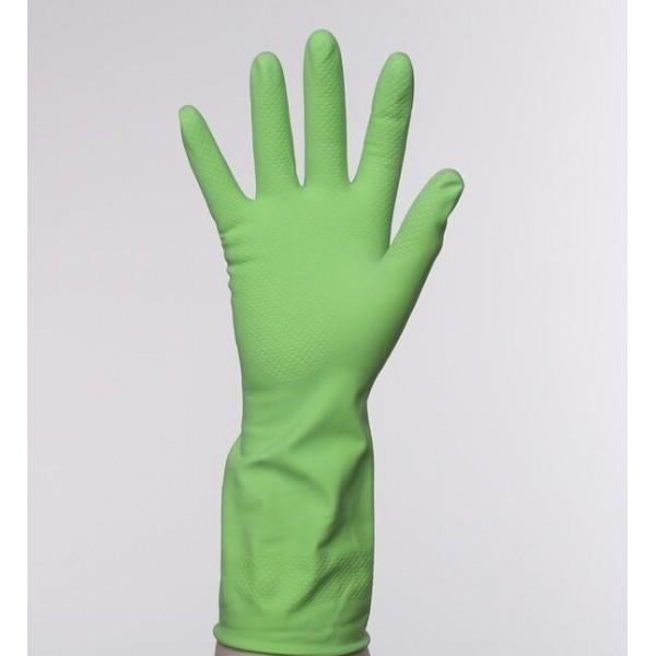 Перчатки хозяйственные с напылением